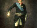 Степан Щукин. Портрет Павла I. 1797. Х., м.