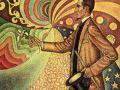 Пауль Сигнак. Феликс Фенеон. 1890. Х., м.