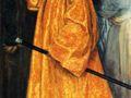 Андрей Рябушкин. Пожалован шубой с царского плеча. 1902. Х., м.