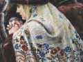 Василий Суриков. Боярыня Морозова.1887. Х., м. (фрагмент)