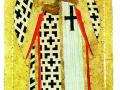 Григорий Богослов. Фрагмент фрески. 1502