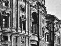 Гварино Гварини, Фасад Палаццо Кариньяно в Турине