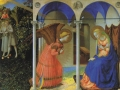 Фра Анджелико, «Благовещение»,1430 г.