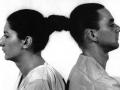 Улэй и Абрамович. Отношение во времени.1977. Фотография