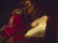Рембрандт ван Рейн. Пророчица Анна. 1631. Х., м