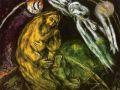 Марк Шагал. Пророк Иеремия. 1968. Х., м.