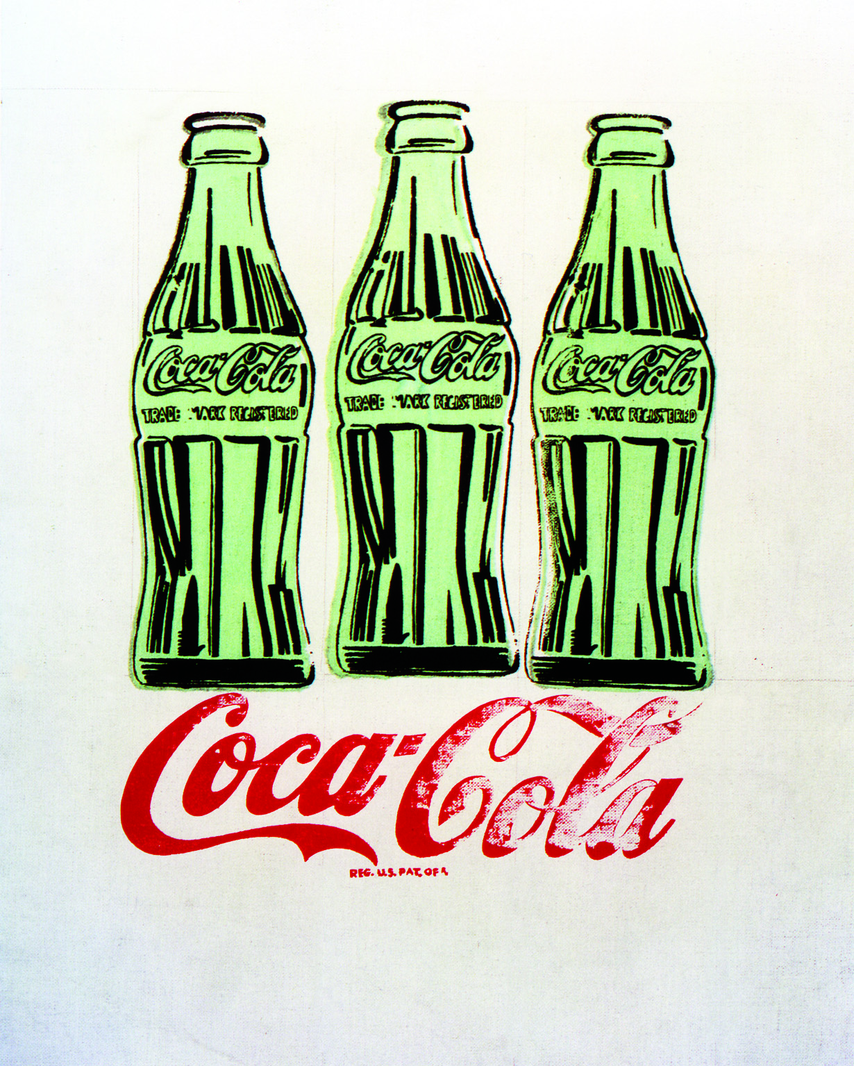 analysis of andy warhols coke bottles