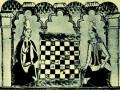 Испанская миниатюра 8 века