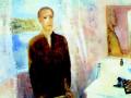 Бернат Аурель, «Портрет», 1930, пастель