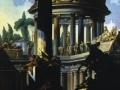 К.Лоррен «Архитектурный пейзаж», х.м.