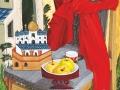 Галина Булганина. мой дом. 1998. Бум. Гуашь