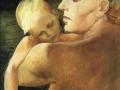 «Мать» (фрагмент). 1932. х.м.