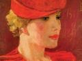 «Парижанка». 1933. х.м.