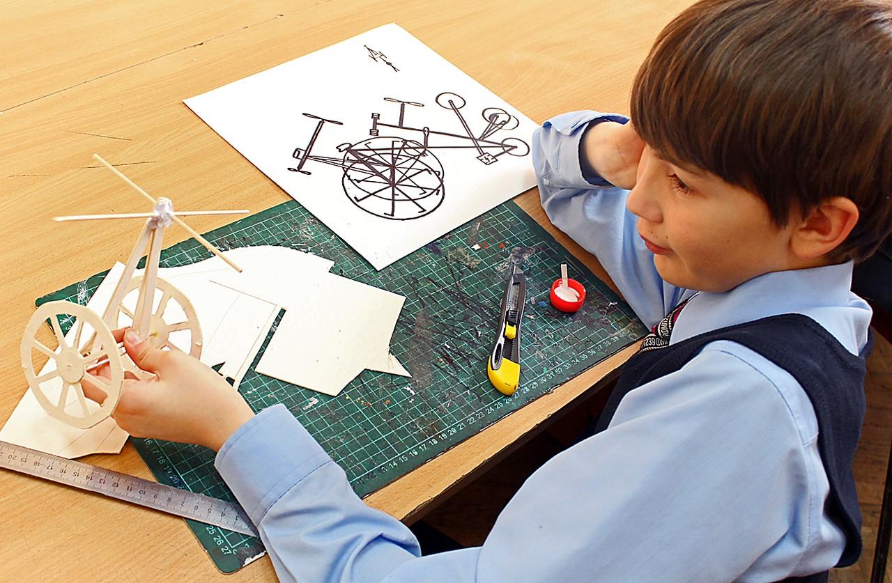 Изобретения школьников
