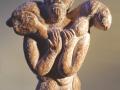 Добрый пастух. 2012. Розовый камень из Ассизи
