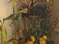И. Хруцкий. «В комнате (Мальчики, рассматривающие альбом с картинками». 1854. Х.м.
