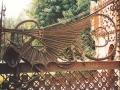 Усадьба Гуэля (фрагмент ворот)