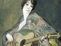 Фрэнсис Пикабиа. Испанская гитара. 1926. Х., м.