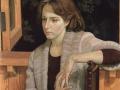 Дмитрий Жилинский. Е. Ульянова.1977. Х. М.