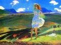 О. 3ардарян. Весна. 1956. Х. М. ГТГ