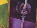 Марк Шагал. Зеркало.1915. Картон, масло
