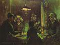 Винсент Ван Гог. Едоки картофеля. 1885. Х., м.