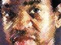 Чак Клоуз. «Портрет мужчины»