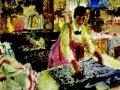 Рик Воутерс, «Гладильщица», 1912, х.м