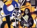 Фернан Леже. Джоконда и ключи. 1930.
