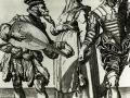 Якоб де Гейн. Гравюра. XVI век