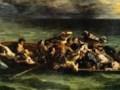 Эжен Делакруа. Барка Дон Жуана. 1840