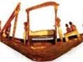 Лодка. Египет