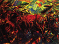 Карло Карра. «Похороны анархиста Галли». Х.М. 1911.