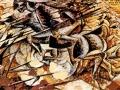 Умберто Боччони. «Атака уланов»