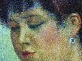 Пудрящаяся женщина. Фрагмент. 1890. Х., м.