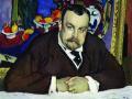 Портрет И.А. Морозова. 1910. Х., м.