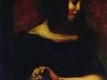 Портрет Жорж Санд. 1838. Х., м.