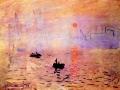 """Впечатление. Восход солнца "" 1872 г., х.м."