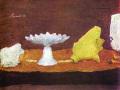 Натюрморт. 1931. Х., м.