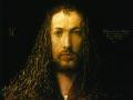 Альбрехт Дюрер. Автопортрет. 1500, х., м. Старая Пинакотека. Мюнхен
