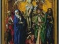 Неизвестный мастер, «Алтарь с распятием». 1470 г.