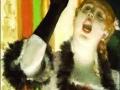 Эдгар Дега. Певица с перчаткой. 1878. Пастель
