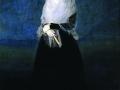 Франсиско де Гойя. Портрет графини Карпио, маркизы де ла Солана. 1795. X., м.