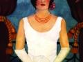 Фрида Кало. Портрет дамы в белом. 1929. X., м.