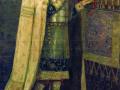 Михаил Нестеров. Благоверный князь Александр Невский. 1895. Х, м.