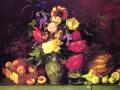 Иван Хруцкий. Цветы и плоды. 1839. Х., м.