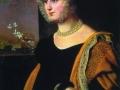 Орест Кипренский. Портрет Е.С. Авдулиной. 1822. Х., м.