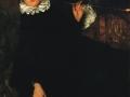 Вельгельм Лейбл, «Молодая Парижанка», х.м