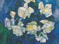 Белые розы. 1912 г.