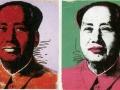 Энди Уорхол. Портрет Мао Цзэдуна